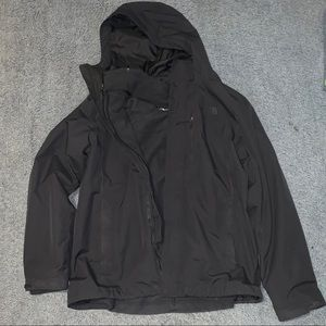 North face Tri-Climate Jacket